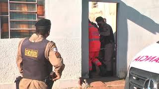 Casal briga e homem faz mulher de refém no São José Operário