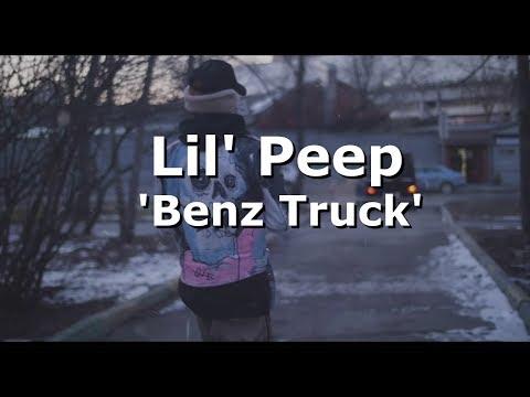 Lil peep - Benz Truck Lyrics / Legendado PTBR