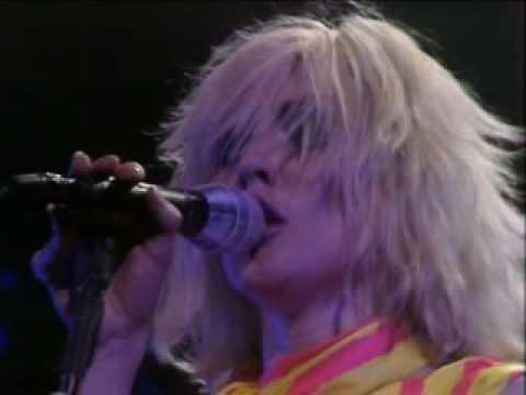 "Blondie Apollo Theatre ""Dreaming"" 1979"