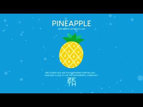 Sech ✘ Nicky Jam Type Beat 🔥 REGGAETON Instrumental 2019   Dancehall Beat   ''PINEAPPLE''