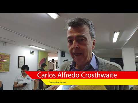 Opiniones del Concejal Carlos Alfredo Costhwaite tras el Informe de Gestión 2018