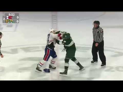 Riley McKay vs Dawson Butt