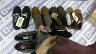 New shoes Aut mix -модная брендовая обувь осень сток 10кг по 25.9евро 1пак 12пар