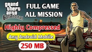How to download Gangstar APK + DATA Vegas in 15 MB only highly