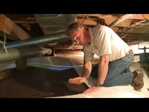 Crawl Space Insulation in British Columbia and Nearby!