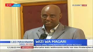 Wenyeji wa Uasin Gishu walalamikia wizi wa magari