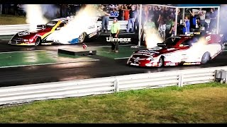 NITRO MADNESS! FUNNY CARS~DRAGSTERS-ALTEREDS AT WORLD SERIES OF DRAG RACING CORDOVA 2014