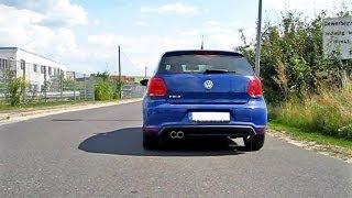 VW Polo 6R 1,2 Liter SUPERSPORT Sportauspuff / Exhaust