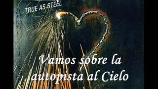 Doro y Warlock True As Steel Subtitulado (Lyrics)