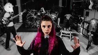 Dance Monkey (metal cover by Leo Moracchioli feat. Rabea & Hannah)