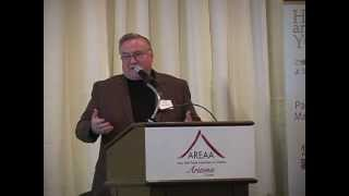 AREAA - Speaker Jim Eckley