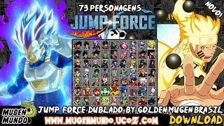 jump ultimate stars mugen download pc - 123Vid