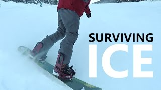 #8 Snowboard intermediate – Icy run tips