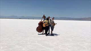 Unplugged and Live at Bonneville Salt Flats June 2018