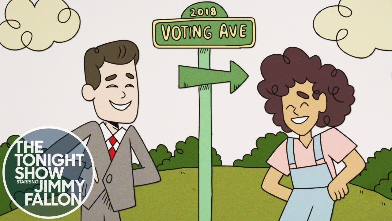 Voting Avenue ft. Yara Shahidi (Schoolhouse Rock!) thumbnail