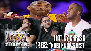 KOBE KNOWS BEST! The Excellent Adventures Of Gootecks & Mike Ross Ft. NYChrisG! Ep. 62