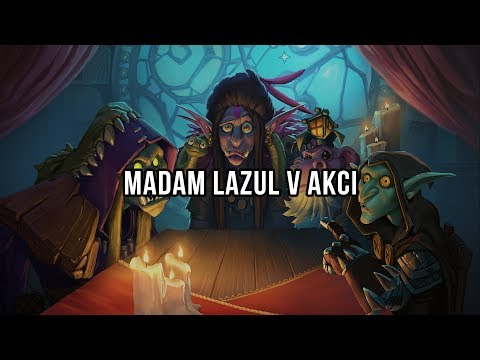 Madam Lazul v akci