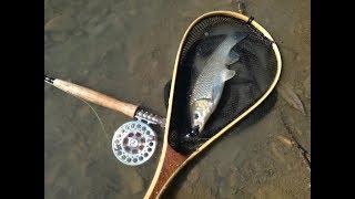 Рыбалка на горных речках в краснодарском крае