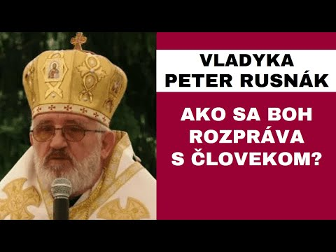 HOMÍLIA - Biskup Peter Rusnák: Keď sa Boh s nami rozpráva, počúvajme a reagujme na to - HOMÍLIA PRE DETI