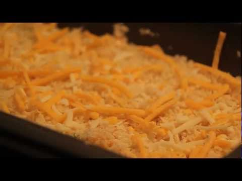 Baked Chicken Mac and Cheese | 3 Minute Kitchen