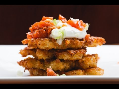 Easy DIY Latkes Recipe | SAM THE COOKING GUY