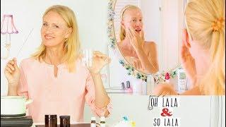 Feuchtigkeitscreme für Elastizität * Hyaluron * DIY Kosmetik * schöne Haut * alle Hauttypen