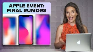 iPhone XS, new Apple Watch and everything else we're expecting