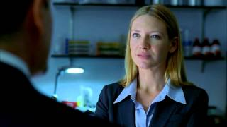 Fringe HD 1x06 The Cure - Olivia Arrests Esterbrook