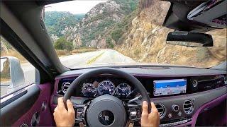 [MilesPerHr] 2021 Rolls-Royce Ghost POV Test Drive (3D Audio)(ASMR)