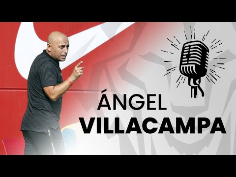 🎙️ Ángel Villacampa | post Sevilla FC – Athletic Club | M2 Primera Iberdrola
