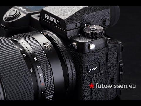 * Test Fujifilm GFX 50S spiegellose Mittelformatkamera - Ausführlicher Testbericht *