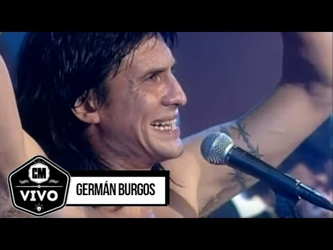 Germán Burgos video CM Vivo 2000 - Show Completo