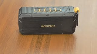 Классная колонка Aermoo Bluetooth Speaker V1