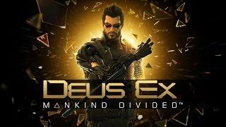 Deus Ex : Mankind Divided ILLUMINATI & NWO cutscenes