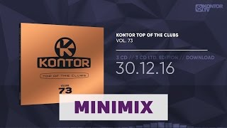 Kontor Top Of The Clubs Vol. 73 (Official Minimix High Quality Mp3)