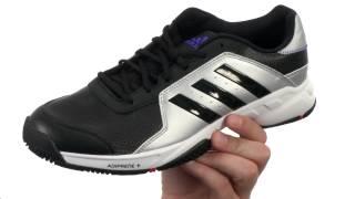 Ανδρικά παπούτσια τένις Adidas Barricade Court 2.0 video
