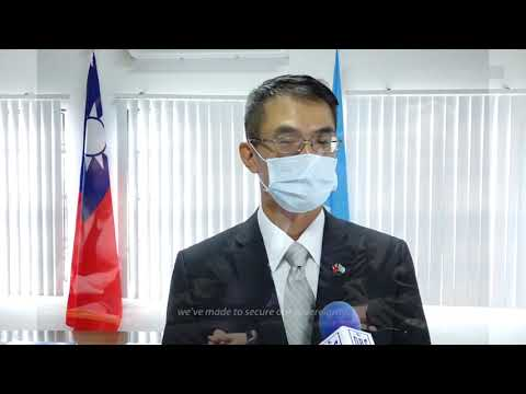 Taiwanese Ambassador Addresses Corruption During COVID Pandemic