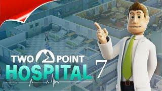 Two Point Hospital 7 Всё под контролям
