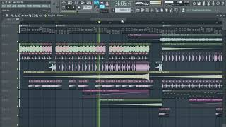 Free FLP | Sound Rush & LXCPR - Take It All