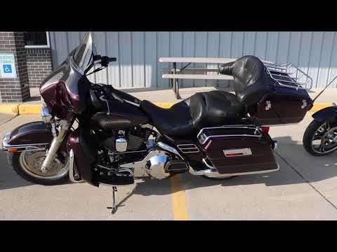 2006 Harley-Davidson Electra Glide® Classic in Carroll, Iowa - Video 1