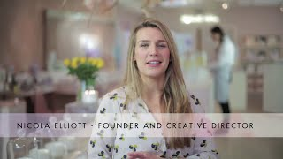 preview picture of video 'Neom Organics - Why Wimbledon? Nicola explains all...'