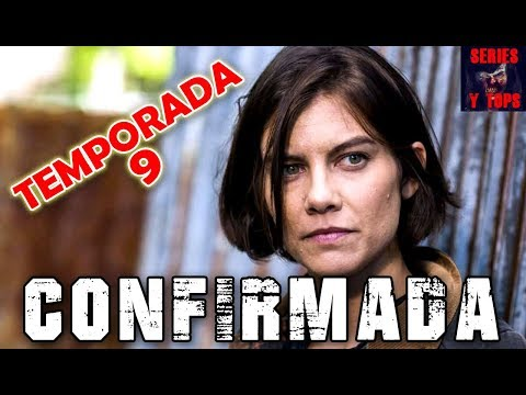 The Walking Dead TEMPORADA 9 MAGGIE CONFIRMADA | Series y Tops
