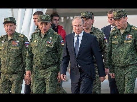 Одиннадцать генералов полковника Путина