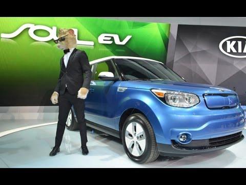 2015 Kia Soul EV - 2014 Chicago Auto Show