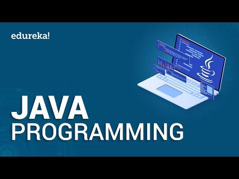 Java Programming 2020 | Java Tutorial for Beginners | Java ...