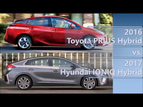 Hyundai Ioniq Hybrid Хетчбек класса C - тест-драйв 4