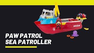 PAW PATROL - Der Sea Patroller von Spin Master im Test - Lohnt sich der Kauf für 75 Euro?