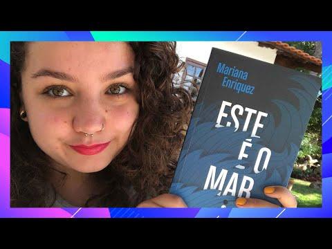 Resenha #199 Este é o mar, de Mariana Enriquez | Fantasia e rock'n'roll
