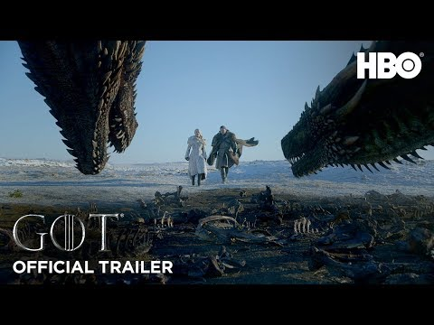 Game of Thrones (Final) 8. Sezon Fragmanı
