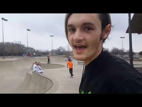 The edge Skate Park - Allen Tx